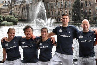 Hagenezen pakken tien punten in dubbelweekend Carlton Eredivisie