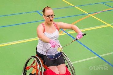 Mylene Pijpers-Rombouts (28) uit Rijen: Is beperking erg genoeg voor EK?