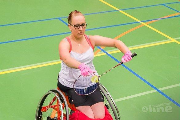 Mylene Pijpers-Rombouts (28) uit Rijen: Is beperking erg genoeg voor EK? - Edwin Sundermeijer