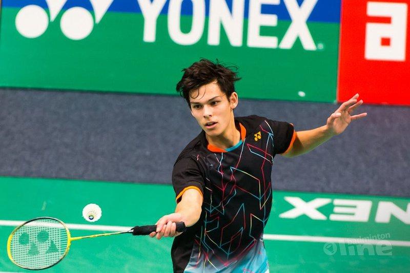 Bedrijventoernooi tijdens de Dutch Open in oktober - René Lagerwaard