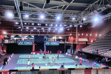 Hoofdtoernooi Dutch Open: Veel Nederlanders in actie!
