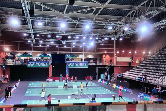 Hoofdtoernooi Dutch Open: Veel Nederlanders in actie! - Badminton Nederland