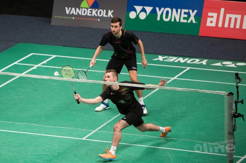 Dubbele dosis Jille: twee Nederlandse koppels naar kwartfinales Dutch Open - Alex van Zaanen