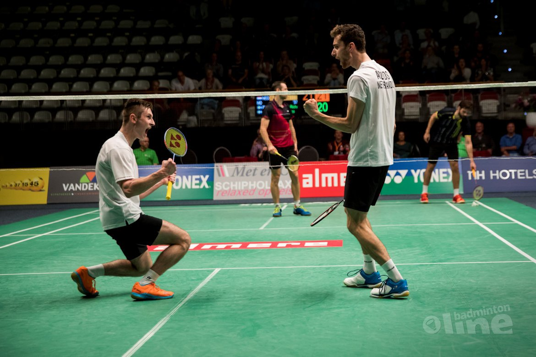 Mannendubbel Dutch Open: Ricky Karandasuwardi en Angga Pratama favoriet