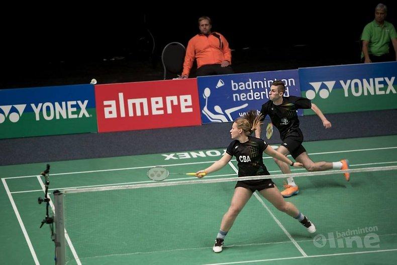 Deze afbeelding hoort bij 'Iris Tabeling: we played a good tournament' en is gemaakt door Alex van Zaanen