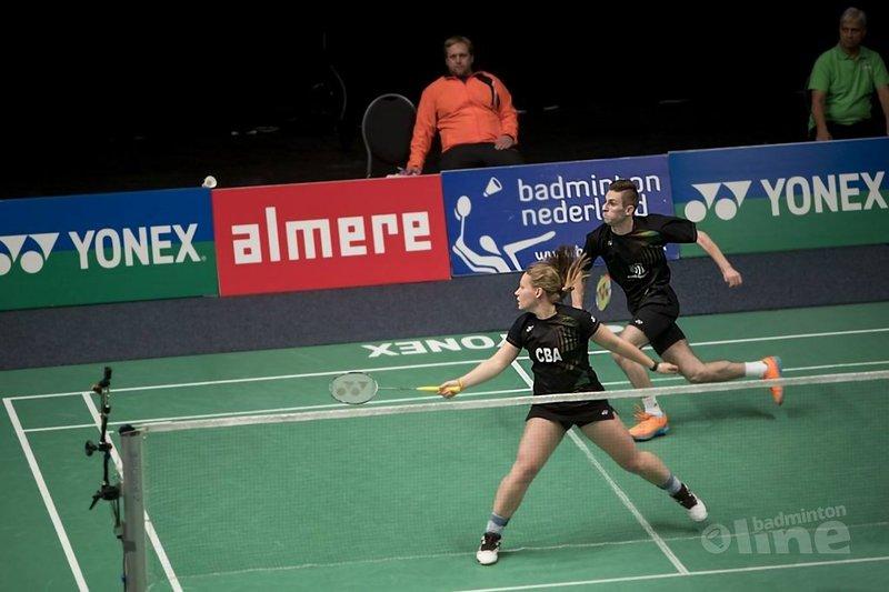 Iris Tabeling: we played a good tournament - Alex van Zaanen