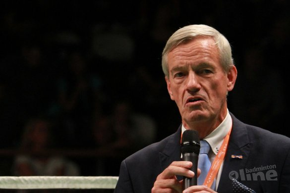 Clemens Wortel stapt op als demissionair voorzitter van Badminton Nederland - Jos van den Einde
