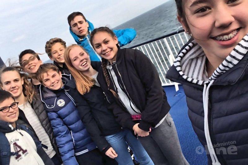 Cera Samuels deed mee aan de Danish Open - Cera Samuels