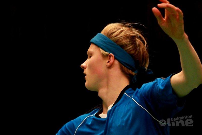 Denmark Open 2016: goede donderdag voor Anders Antonsen - Jos van den Einde