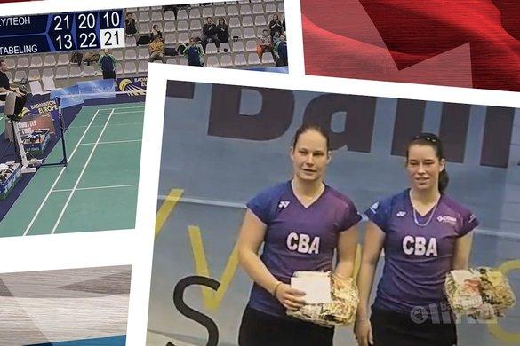 Cheryl Seinen en Iris Tabeling winnen Swiss International 2016 - badmintonline.nl