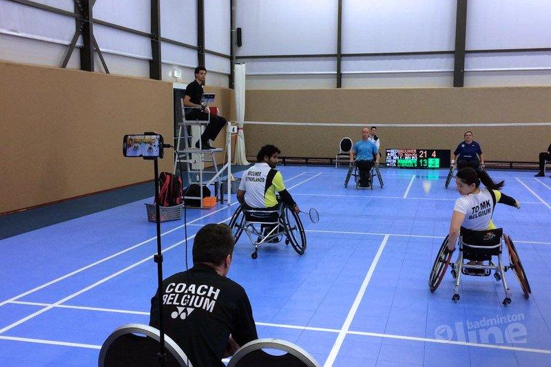 EK Para-Badminton 2016 van start in Beek - Badminton Nederland