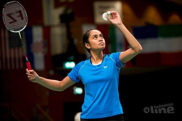 Loting Carlton NK Badminton 2017 bekend - Alex van Zaanen