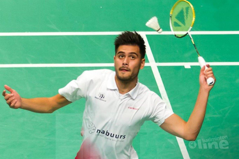 Bet against badminton player Nick Fransman: high risk, high reward!