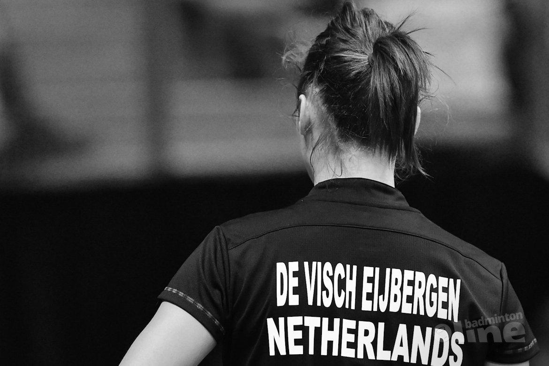 Nederlands Kampioene Soraya de Visch Eijbergen maakt bescheiden comeback in Saarbrucken