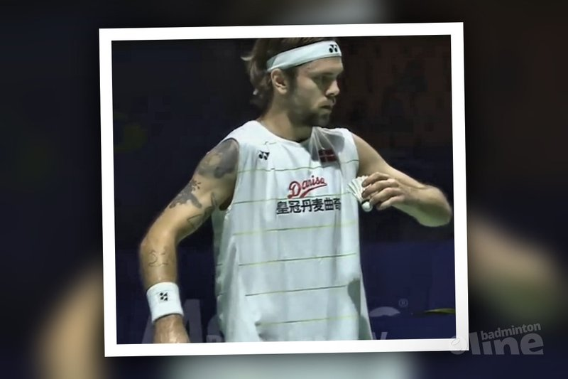 Jan O Jorgensen is back! - BWF