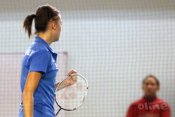 Rare loss for Soraya de Visch Eijbergen in French premier league - Eric Cremois