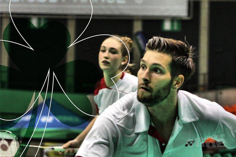 Imke van der Aar en Jelle Maas alsnog naar WK Badminton in Glasgow - Jos van den Einde / badmintonline.nl