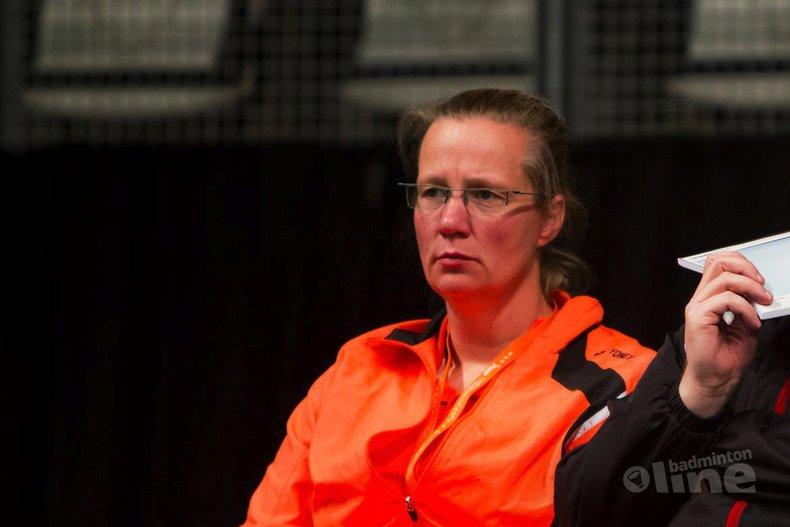 Deze afbeelding hoort bij 'Talentcoach Nathalie Mulders stopt' en is gemaakt door Alex van Zaanen