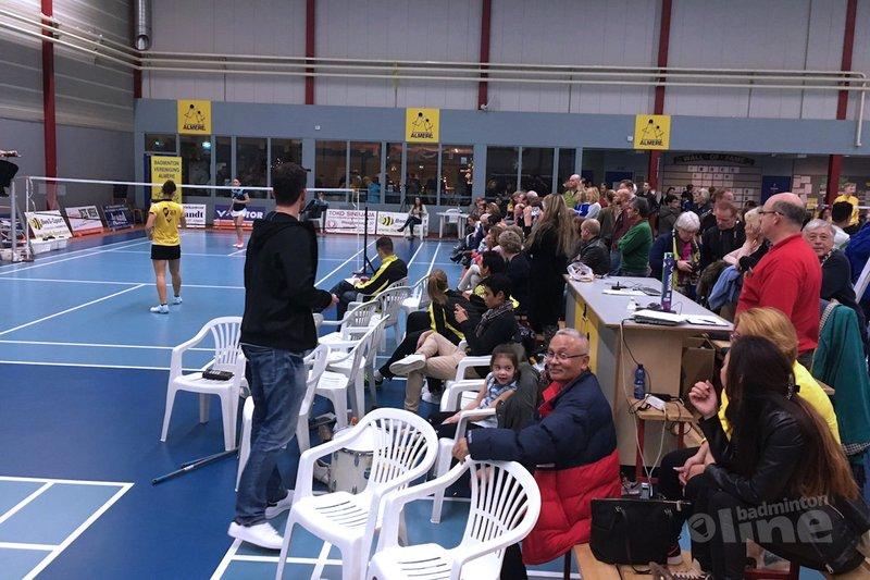 Almere wint met 5-3 van VELO - Paul Kleijn