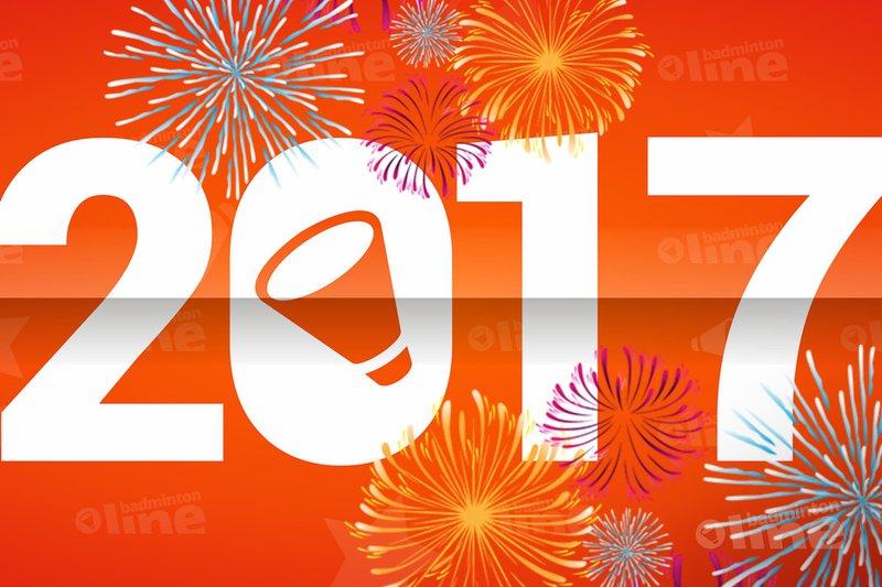 badmintonline.nl wenst je een gelukkig en sportief 2017! - badmintonline.nl
