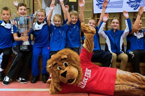 Start-Best toernooi opent nieuwe jaar voor BC Alouette - René Lagerwaard