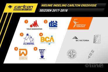 STELLING: De Carlton Eredivisie moet teruggebracht worden naar zes teams