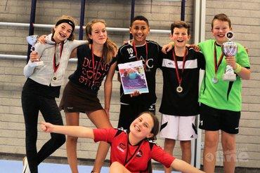 De Maasoever wint Scholentoernooi in Spijkenisse