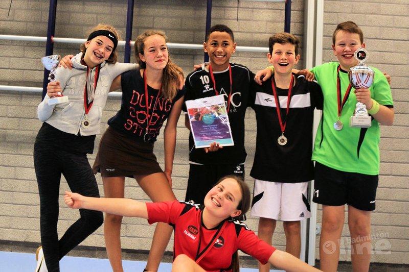 De Maasoever wint Scholentoernooi in Spijkenisse - BCRS