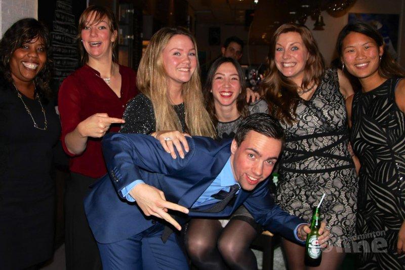 Thomas Wijers nieuwe talentcoach U15 Badminton Nederland - Nicoline Heekelaar