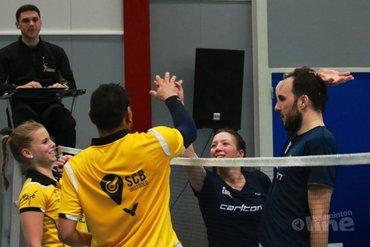 Almere koploper in kampioenspoule ondanks verlies tegen VELO