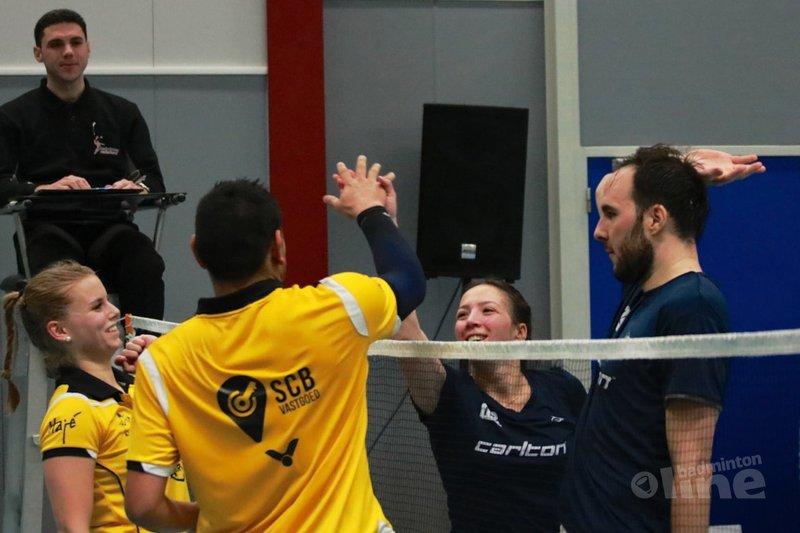 Almere koploper in kampioenspoule ondanks verlies tegen VELO - Nicoline Heekelaar