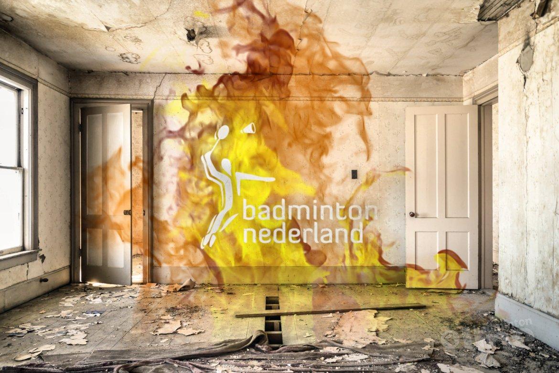 Badminton Nederland: op alle punten een onvoldoende