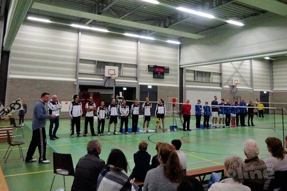 Deze afbeelding hoort bij 'Carlton Eredivisie avontuur Hoornse BV van korte duur' en is gemaakt door Hoornse BV