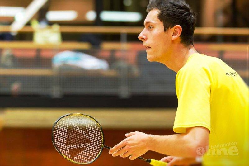 Verwachte namen door op Carlton NK Badminton 2017 - René Lagerwaard