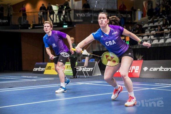 Titelfavorieten op dreef bij Carlton NK Badminton 2017 - Alex van Zaanen