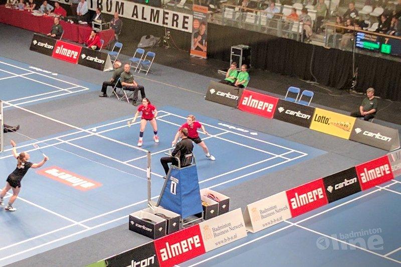 Mark Caljouw klopt Erik Meijs in halve finale op Carlton NK 2017 - badmintonline.nl