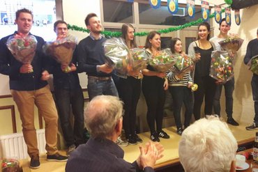 De Gelderlander: kampioen Smashing promoveert naar de eredivisie
