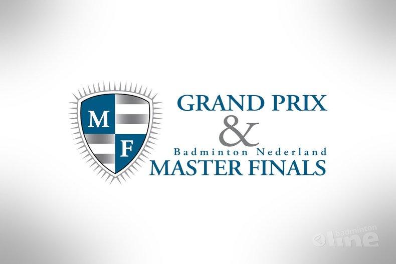 Deze afbeelding hoort bij 'Laatste Master in april en dan Grand Prix toernooi en Master Finals in Den Haag' en is gemaakt door BC Drop Shot