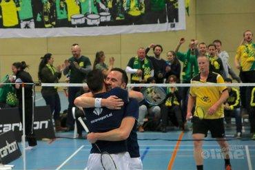 DKC stap dichter bij finale Carlton Eredivisie na winst op Almere