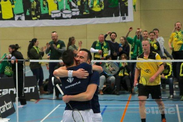 DKC stap dichter bij finale Carlton Eredivisie na winst op Almere - Nicoline Heekelaar