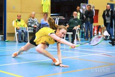 Na Milou Lugters en Charissa Kuiper vertrekt ook Madouc Linders bij Badminton Nederland