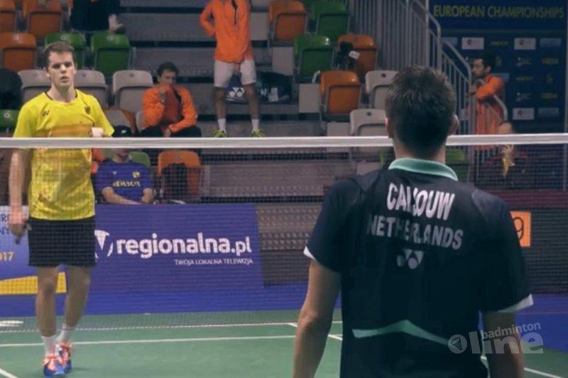 Nederland tegen Engeland in kwartfinales EK gemengde teams - Badminton Europe
