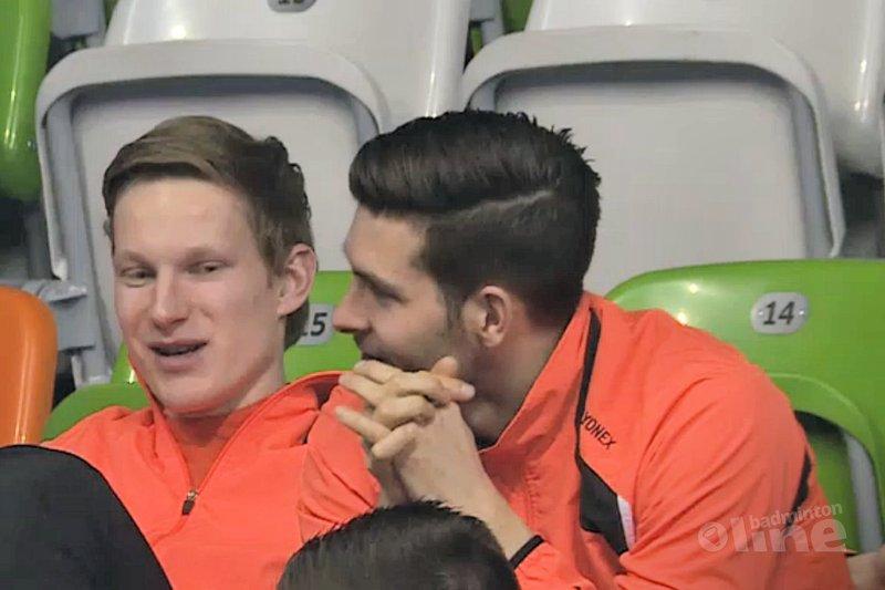 Nederland verslaat Zwitserland bij EK gemengde teams 2017 - Badminton Europe