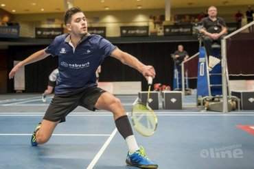 Nick Fransman in halve finale Austrian Open in Wenen