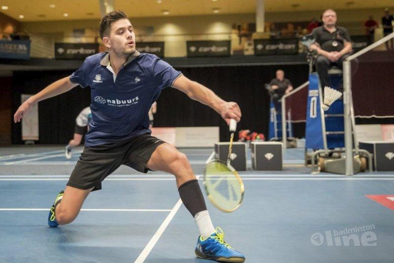 Nick Fransman in halve finale Austrian Open in Wenen - Alex van Zaanen
