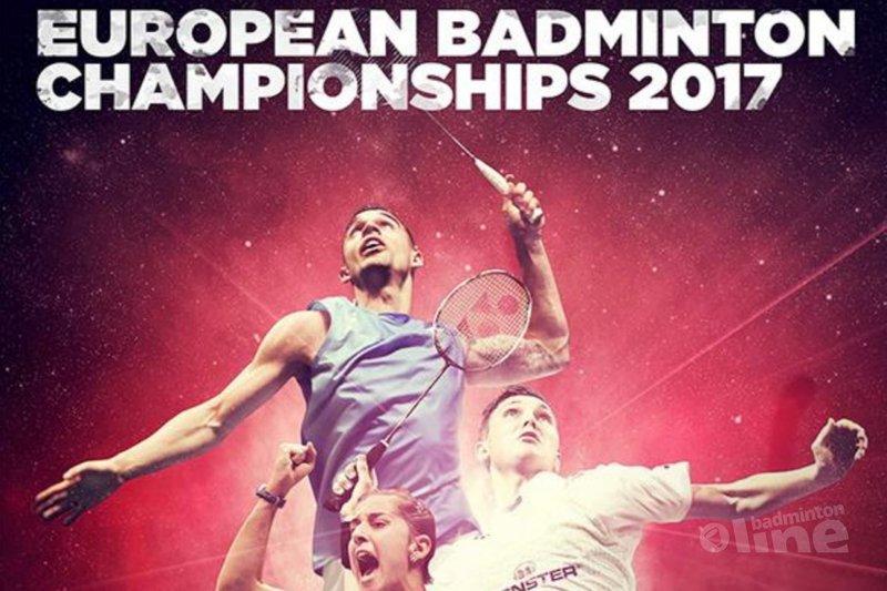 Qualifiers voor EK in Denemarken bekend: Gayle Mahulette en Nick Fransman hoogstgeplaatste Nederlanders - Badminton Europe
