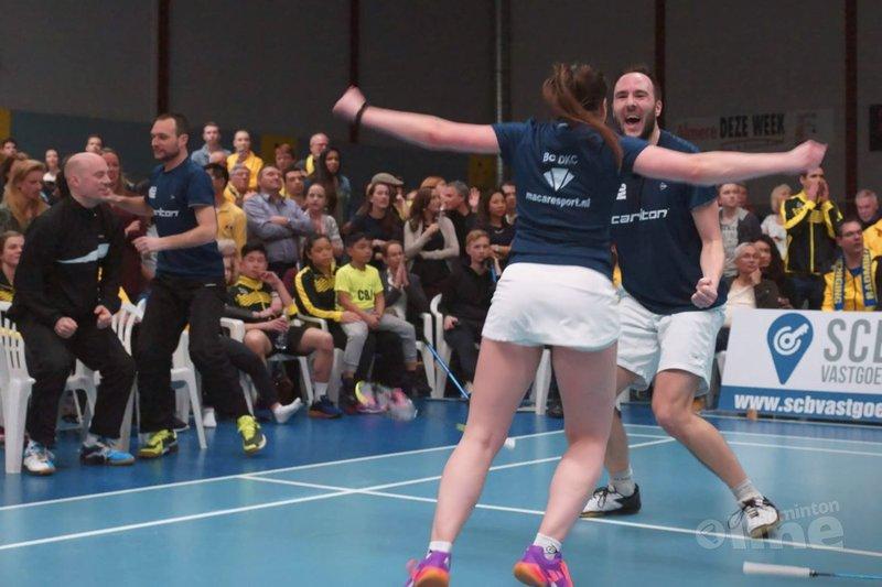 Droomfinale DKC vs VELO is een feit - Peter van der Heij