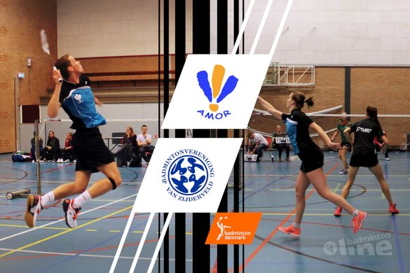 AMOR strijdt om plek in de Carlton Eredivisie - GSBC AMOR / badmintonline.nl