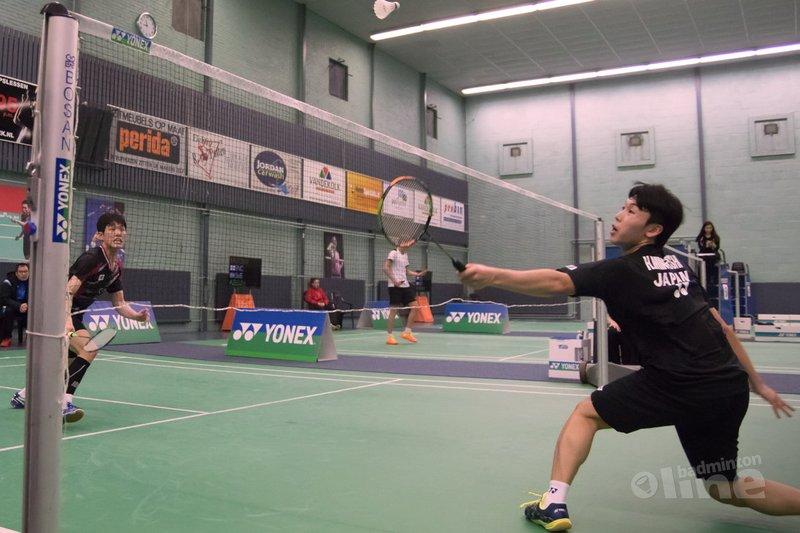 Eerste dag Dutch Junior International: we zijn begonnen! - BC Duinwijck