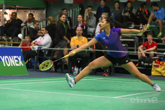 Nederland herpakt zich tijdens tweede dag Dutch Junior International in Haarlem - René Lagerwaard